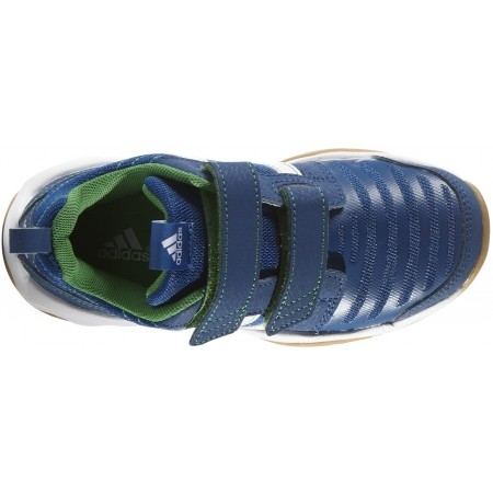 Детски обувки за спорт в зала - adidas GYMPLUS 3 CF K - 3