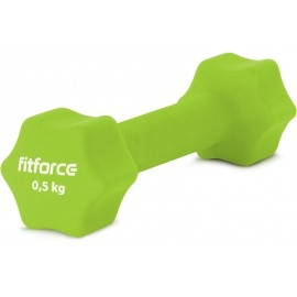Fitforce ONE-HAND WEIGHT 0.5 KG