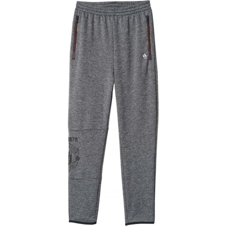 Панталони за момчета - adidas FOOTBALL CLUB MUFC KNITTED TIRO PANT - 1