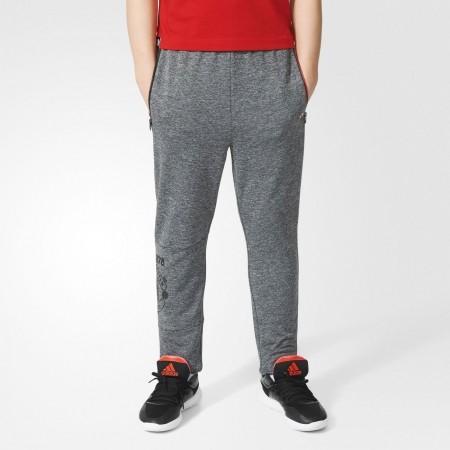 Панталони за момчета - adidas FOOTBALL CLUB MUFC KNITTED TIRO PANT - 3