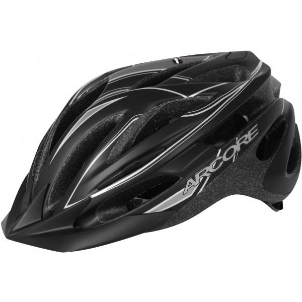 Arcore PACER fekete (54 - 58) - Kerékpáros sisak