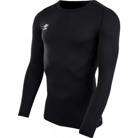 Pánské sportovní triko - Umbro CORE LS CREW BASELAYER - 2