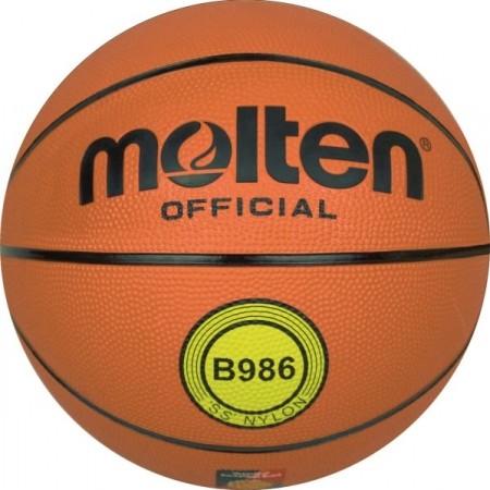 fbd24031edda7 Basketbalová lopta - Molten B986