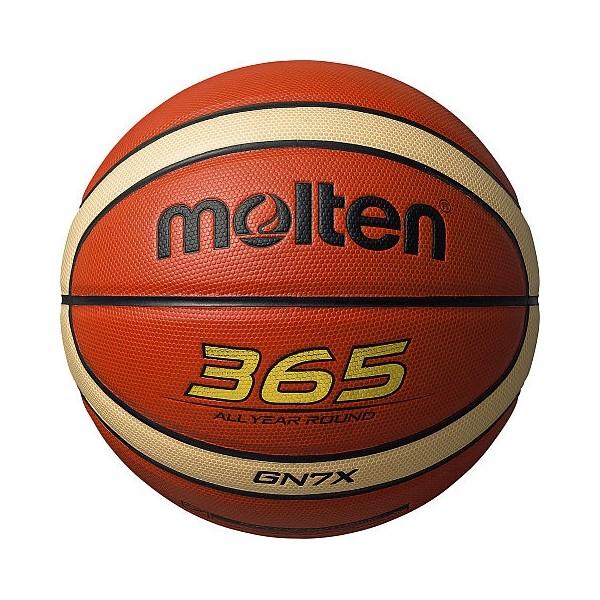 Molten BGN7X  6 - Piłka do koszykówki