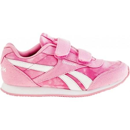 Detská voľnočasová obuv - Reebok ROYAL CLJOG 2 GR 2V - 3 89c64d86858
