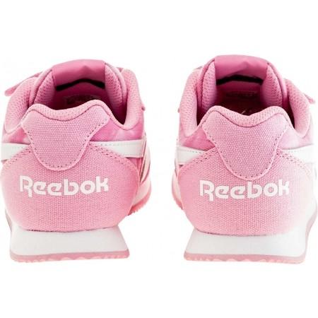 Detská voľnočasová obuv - Reebok ROYAL CLJOG 2 GR 2V - 7 189a324c5c3