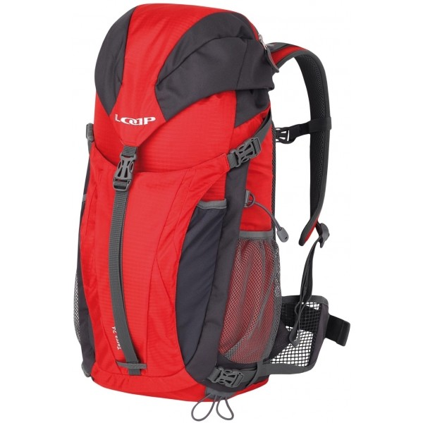 Loap TERRA 24 červená  - Turistický batoh