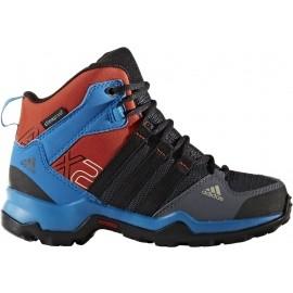 adidas AX2 MID CP K - Dětská outdoorová obuv