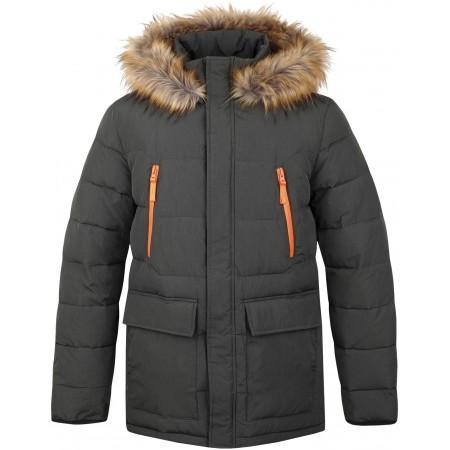 Pánsky zimný kabát - Loap TEROK - 1 be7d2ee932c