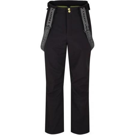Pánské zimní softshellové kalhoty - Loap LILKEM - 1