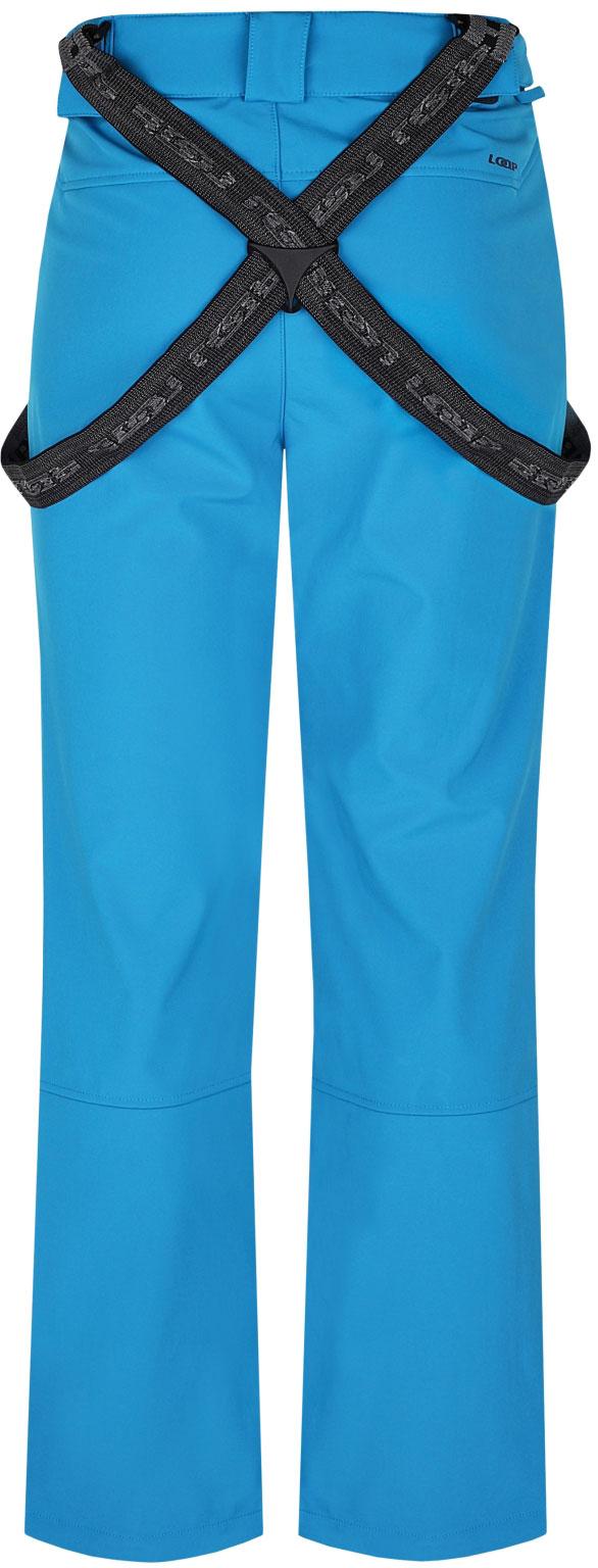 Pánské zimní softshellové kalhoty