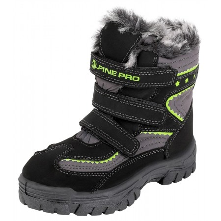 Kids' winter shoes - ALPINE PRO TIMBER