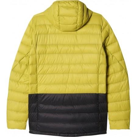 Pánská outdoorová bunda - adidas LIGHT DOWN HOODED JACKET CB - 2