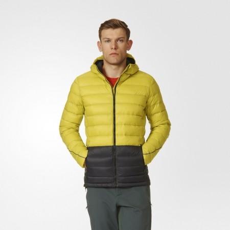 Kurtka adidas Light Down Hooded Jacket M AP7506 Ceny i
