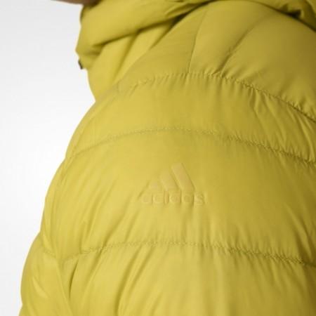 Pánská outdoorová bunda - adidas LIGHT DOWN HOODED JACKET CB - 6