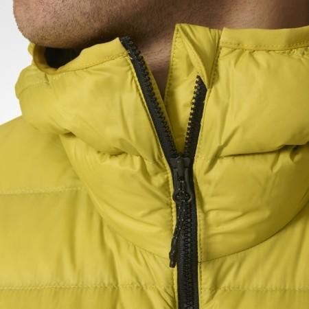 Pánská outdoorová bunda - adidas LIGHT DOWN HOODED JACKET CB - 8