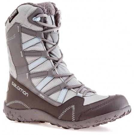 Dámska zimná obuv - Salomon SNOWBUNT TS CSWP LIGHT - 1 c5abea08355