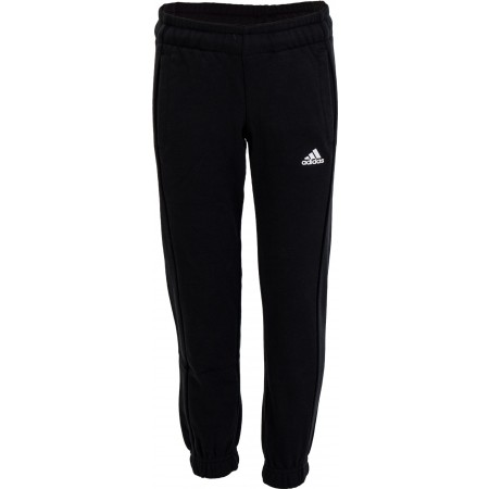 Chlapecké kalhoty - adidas ESSENTIALS FRENCH TERRY PANT CLOSED HEM - 2