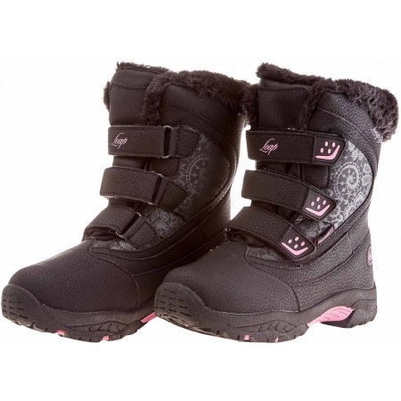 Kids' winter shoes - Loap BREN - 2