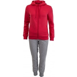 adidas ESSENTIALS LINEAR COTTON SUIT - Women's tracksuit