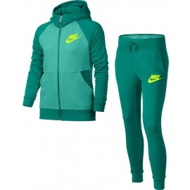 a69c1aaa188 Nike NSW TRK SUIT FT - Dievčenská športová súprava