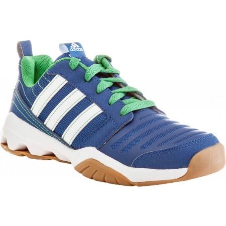 Dětská sálová obuv - adidas GYMPLUS 3 K - 3 5ac477fa17