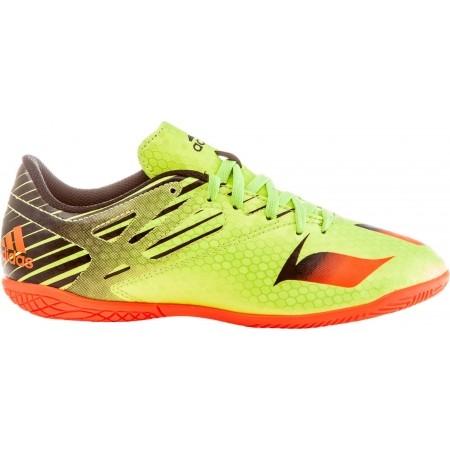 Детски обувки за спорт в зала - adidas MESSI 15.4 IN J - 1