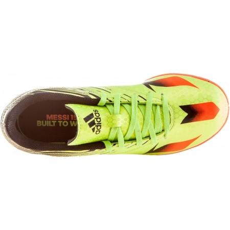 Детски обувки за спорт в зала - adidas MESSI 15.4 IN J - 5