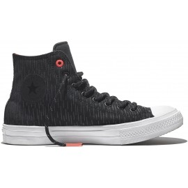 Converse CHUCK TAYLOR ALL STAR II SHIELD CANVAS Black Reflective Lava -  Nepromokavé pánské d0d5a9b1b5