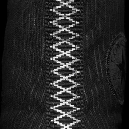 Nepromokavé pánské tenisky - Converse CHUCK TAYLOR ALL STAR II SHIELD CANVAS Black/Reflective/Lava - 9
