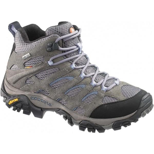 Merrell MOAB MID GORE-TEX W - Dámske outdoorové topánky