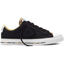 Converse STAR PLAYER Black/Sandy - Men's sneakers