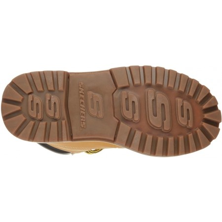 Detská zimná obuv - Skechers MECCA - 5