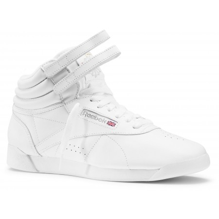 9d412f4b760 Unisexová obuv na aerobic - Reebok FREESTYLE HI - 1