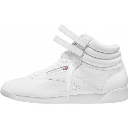 Unisexová obuv na aerobic - Reebok FREESTYLE HI - 2 99d69b2a63