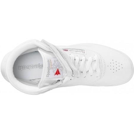 Uniszex cipő aerobicra - Reebok FREESTYLE HI - 4