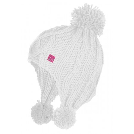 Girls' knitted hat - Lewro LILLI