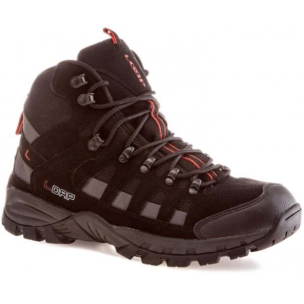 Loap CHAMP černá 44 - Pánská treková obuv