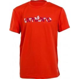 Umbro PRO TRAINING REFLECITVE WORD TEE JNR - Detské tričko