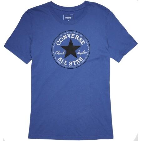 Dámské tričko - Converse AWT CORE 2 COLOR HTHR CP CREW