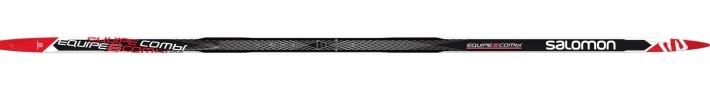 Combi nordic skis - Salomon XC SKIS EQUIPE 6 COMBI - 3