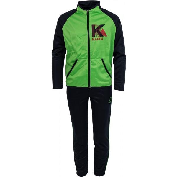 Kappa BARTOLO zielony XL - Dres dziecięcy