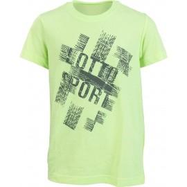 Lotto JONAH III TEE PRT JNR - Koszulka chłopięca