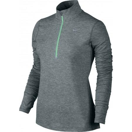Dámske bežecké tričko - Nike NIKE ELEMENT HALF ZIP - 9