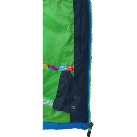 Detská zimná bunda - Lewro HARLOW 140-170 - 3