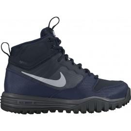 Nike DUAL FUSION HILLS MID GS - Chlapecká outdoorová obuv