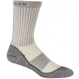Icebreaker WMNS HIKE BASIC MED CRW - Women's socks