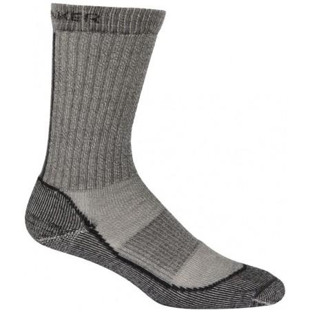 Ponožky - Icebreaker MENS HIKE BASIC MED CRW