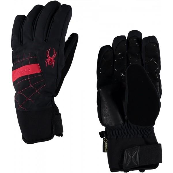 Spyder UNDERWEB GORE-TEX-SKI GLOVE - Pánske lyžiarske rukavice