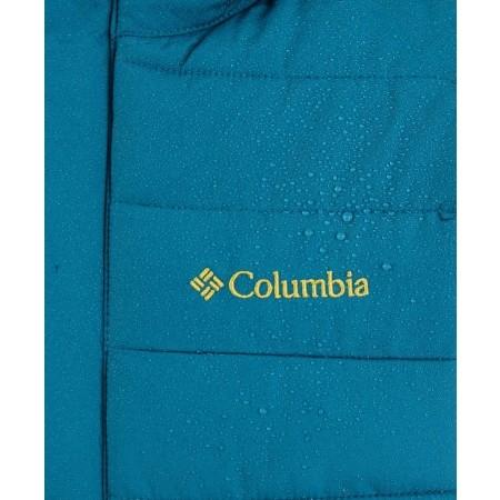 Kurtka zimowa dziecięca - Columbia POWDER LITE PUFFER - 4